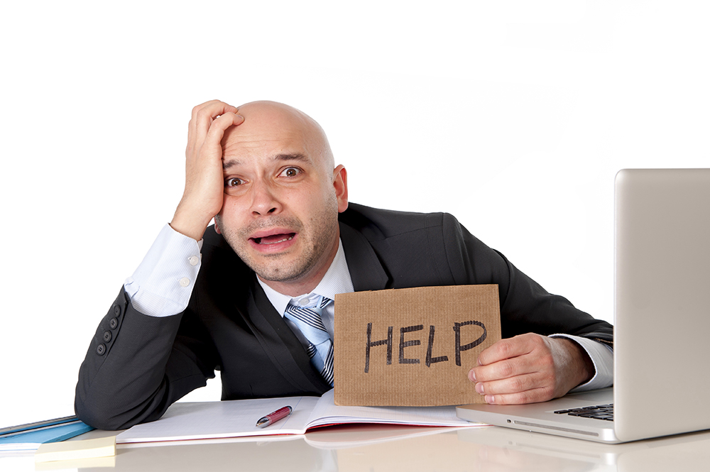 Do you often feel overwhelmed in running your business?