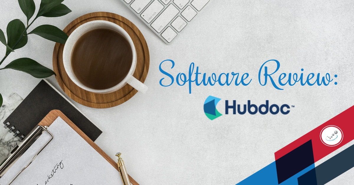 Software review – Hubdoc