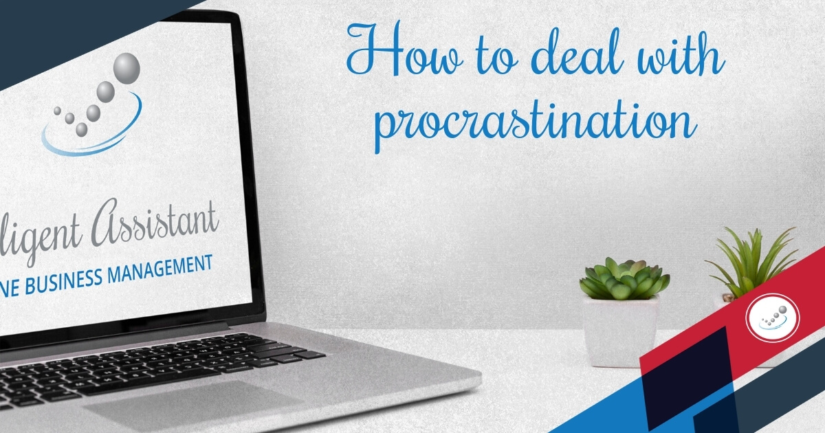 How to deal with procrastination