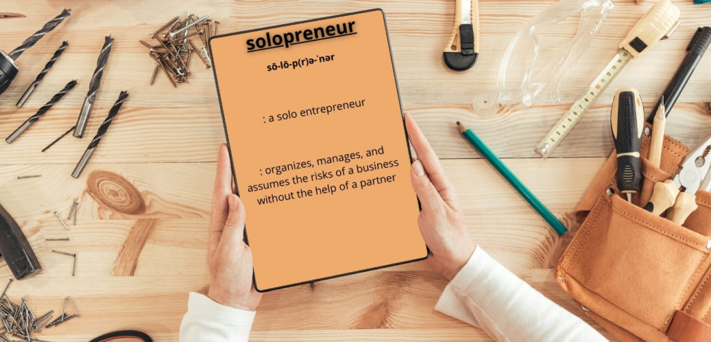 Solopreneur business investments