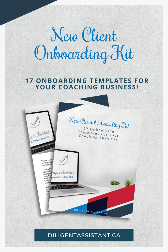 New Client Onboarding Kit