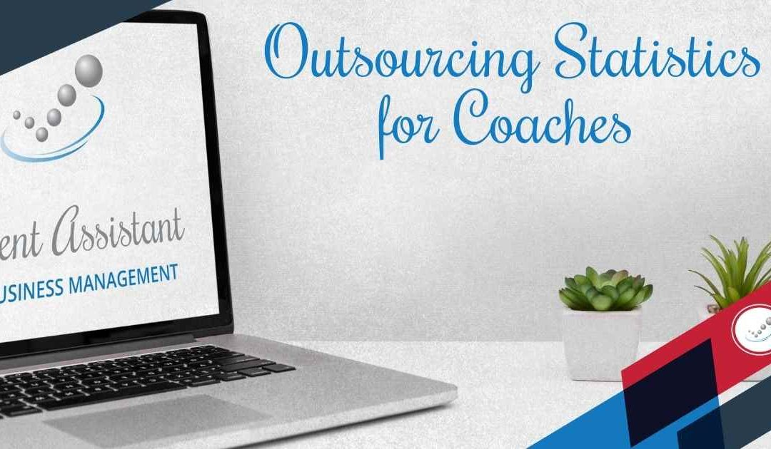 Outsourcing Statistics for Coaches (Infographic)